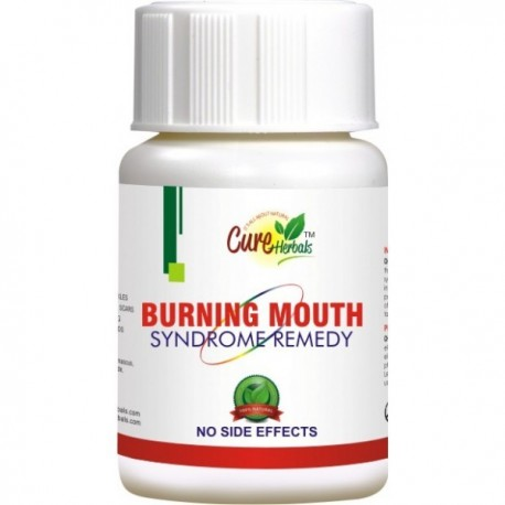 BURNING MOUTH HERBAL SUPPLEMENTS